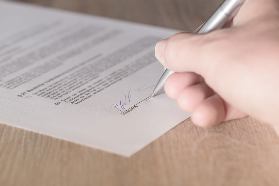 Does a contract have to be in writing to be enforceable?